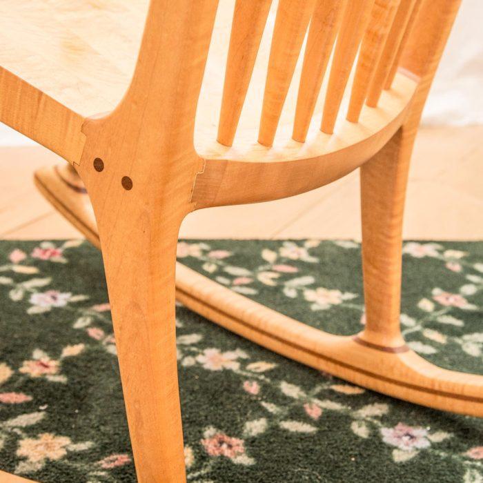 Rocking Chair — detail