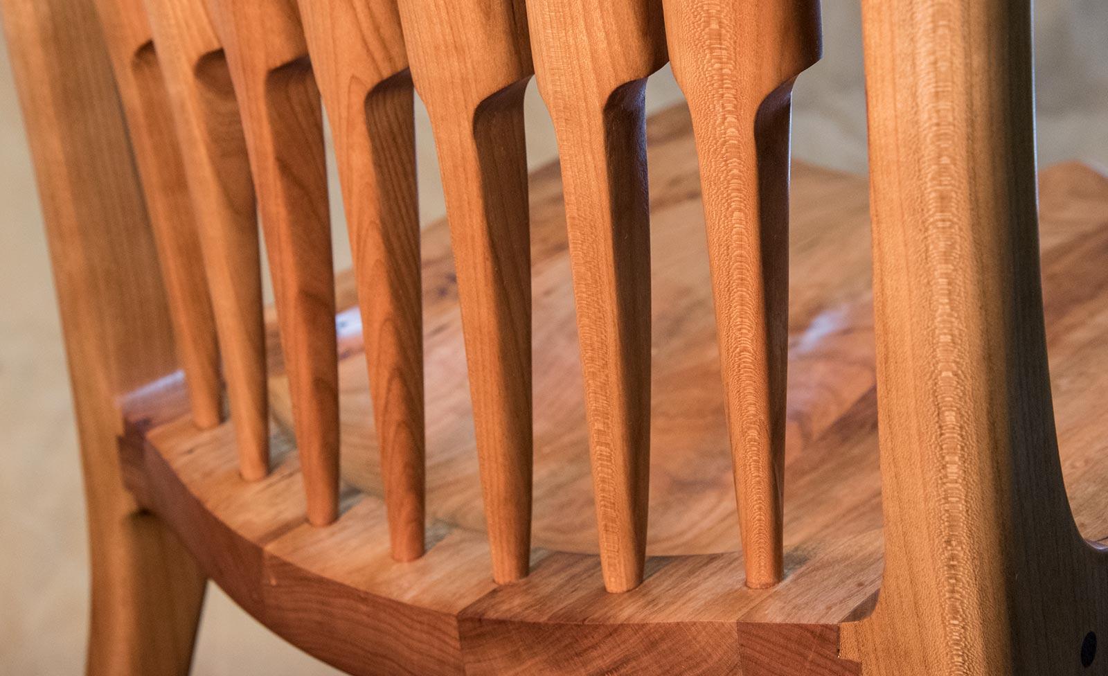 Rocking Chair detail